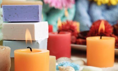 25% Off Candle / Home Fragrance