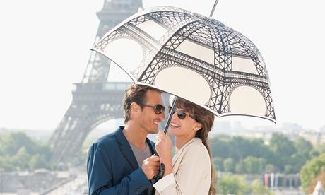 París: habitación doble Eiffel para 2 con opción a desayuno y crucero por el Sena en Hotel Alpha Paris Eiffel Tower