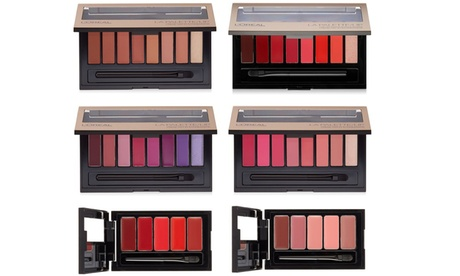 L'Oreal Paris Colour Riche La Palette Lipstick Kit (Multiple Options) ddad8231-be90-4ff2-a4d2-ad175194f89d