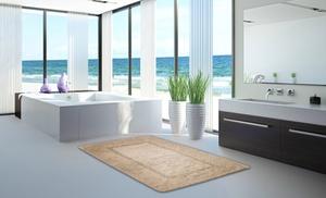 Microfiber Non Slip Striped Bathmat Sets Deal Of The Day