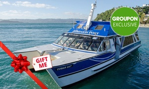 East By West Ferries: From $7 for Return Trip Ticket to Days Bay, Somes Island or Seatoun with East By West Ferries (From $12 Value)