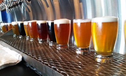 image for Brewery Tasting at Big Lake Brewing (Up to 42% Off). Four Options Available.