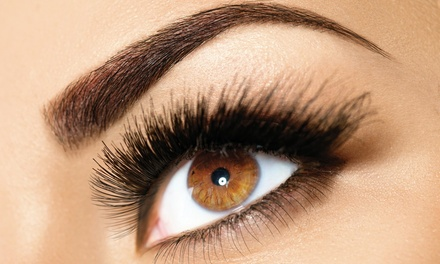 $149 for Choice of Eyebrow Cosmetic Tattoo at Designing Faces Up to $550 Value