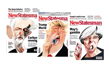 Newstatesman14-Issue Subscription With Free Delivery