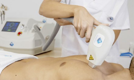 Depilación con láser de diodo en zona a elegir en Beauchic Beauty Salon (hasta 85% de descuento)