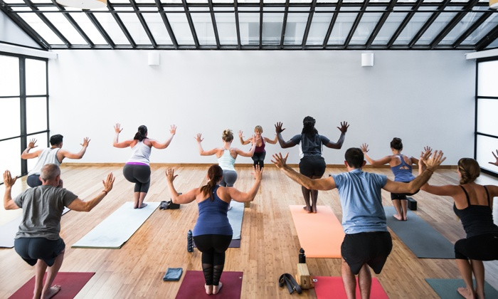YogaWorks - Multiple Locations: $59 for One Month of Unlimited Yoga Classes at YogaWorks ($135 Value)