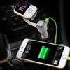 4-in-1 Bluetooth Speaker, Music Player, FM Transmitter, and Charger