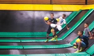 Up to 51% Off Jump Passes at Rockin' Jump - Greensboro at Rockin' Jump - Greensboro , plus 6.0% Cash Back from Ebates.