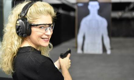 Up to 52% Off Range Packages at Guardian Training Center