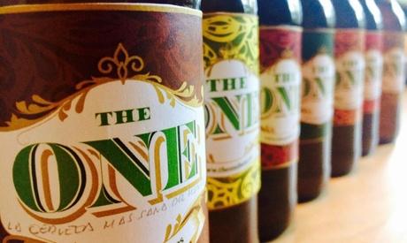 Visita a fábrica y cata de cerveza artesanal natural para 2, 4 o 6 personas desde 9,95 € en The One Beer