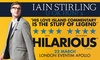 """Avalon - Eventim Apollo: Iain Stirling Stand Up Comedy Show """"U Ok Hun? X"""" on 22 March at Eventim Apollo (Up to 58% Off)"""