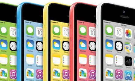 Refurbished Apple iPhone 5c 16GB (£149) or 32GB (£169.50) With Free Delivery