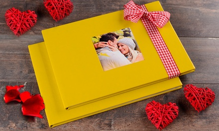 Exclusiv Fotobuch im A4-Hoch- oder Querformat mit 28, 40, 80 oder 120 Seiten (bis zu 78% sparen*)