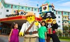 Family-Friendly LEGOLAND Hotel with $50 Food and Beverage Credit