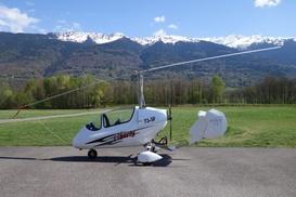 Alpes Savoie Aviation: Baptême de vol de 20, 30 ou 60 minutes en ULM autogire dès 59 € avec Alpes Savoie Aviation