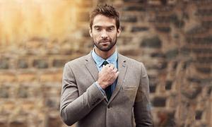 Costumes : Manteau Traxx ou costume avec en option chemise et/ou cravate sur le site Costumes dès 49,50 €