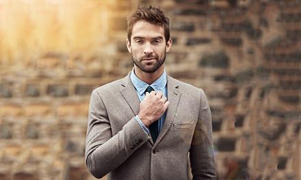 Manteau Traxx ou costume avec en option chemise et/ou cravate sur le site Costumes dès 49,50 €