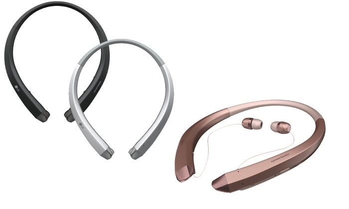 groupon hbs Lg lg hbs-920 tone infinim wireless bluetooth stereo headset (open box) silver (hbs-920acussvi) groupon $14999 $ 7199 lg lg tone infinim bluetooth wireless headset $ 14999 at walmart the lg tone infinim is the premium bluetooth wireless headset engineered for true audiophiles.