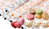 Macaron Bakeware Mats Pad