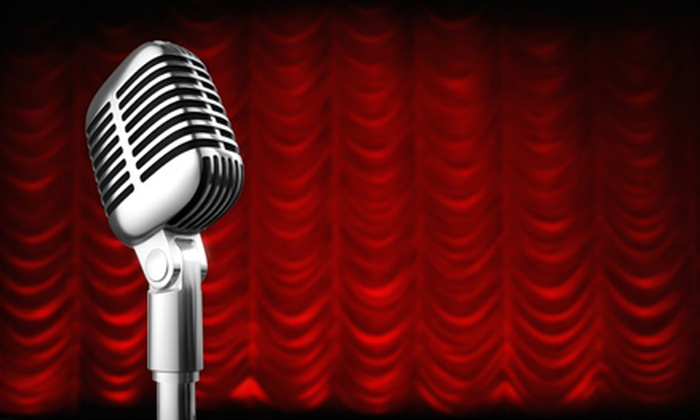 ITz Entertainment CityBAR - Terry Sanford: Comedy Show and Drinks for Two, Four, or Six at Itz Entertainment CityBar (Up to 57% Off)