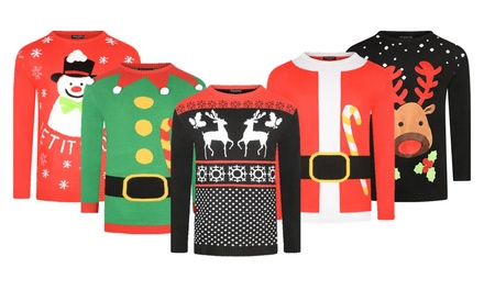 Unisex Christmas Jumpers for £11.99