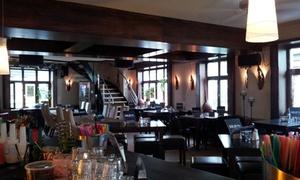 Blue Jay**: 3-Gänge-Menü mit Spare Ribs und Buffalo Hot Wings für 2 oder 4 Personen im Restaurant Blue Jay in Herdecke (45% sparen*)