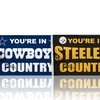 NFL You're in Team Country Flags