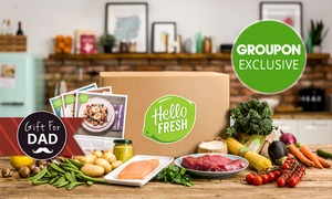 HelloFresh: HelloFresh: One or Two Week Recipe Box with Up to Four Meals from $19.99 (Up to $139.95 Value)