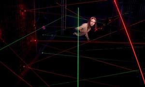 Arena Laser Game: Gra w paintball laserowy i laser maze dla dwojga od 35,99 zł, i więcej opcji w Arena Laser Game (do -45%)