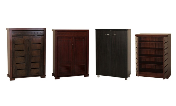International Star General Trading Co. LLC: Two-Door Shoe Cabinet from AED 239 (Up to 54% Off)