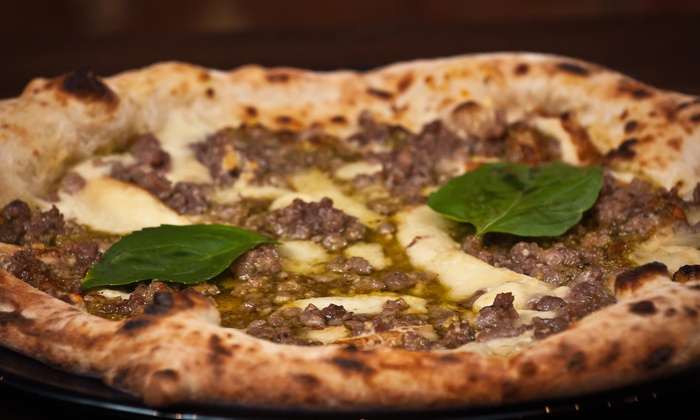 Don Antonio by Starita - Peachtree Heights West: Prix Fixe Pizza Dinner for Two or Four at Don Antonio by Starita (Up to 40% Off)