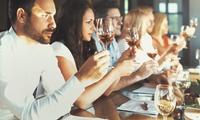 Weinprobe inkl. 1,5 l Magnumflasche Sekt für bis zu 8 Personen mit Bacchus Internationale Weine (bis zu 81% sparen*)