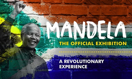 Nelson Mandela The Official Exhibition, 5 April–2 June at 26 Leake Street Gallery
