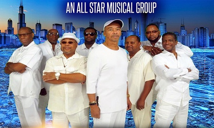We Are One: Frankie Beverly and Maze Tribute on March 31 at 8 p.m.