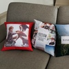 Up to 71% Off Personalized Pillows from Photobook America