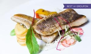 Laguna Smaku: Wykwintna kolacja 4-daniowa dla dwojga za 99,99 zł i więcej opcji w restauracji Laguna Smaku na sopockim molo (-46%)