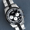JBW Delano Men's Diamond Chronograph Watch