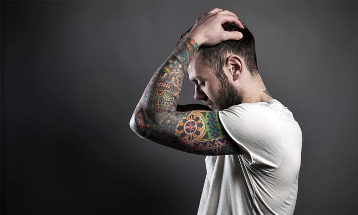 Fino a 500 € di sconto per uno o 2 tatuaggi a scelta anche oltre 20 x 20 cm da Milano Ink
