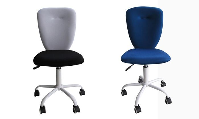 Sedia Ufficio Groupon.Sedia Da Ufficio Goody Disponibile In 2 Colori A 44 90 71 Di Sconto