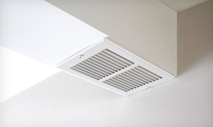 It's Duct Time - Shreveport / Bossier: $49 for Air-Duct and Dryer-Vent Cleaning from It's Duct Time ($249 Value)