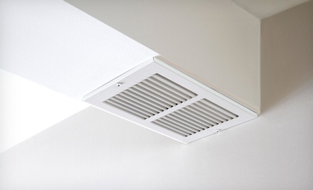 $49 for Air-Duct and Dryer-Vent Cleaning from It's Duct Time ($249 Value)