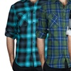 StraightFaded Men's Long Sleeve Flannels