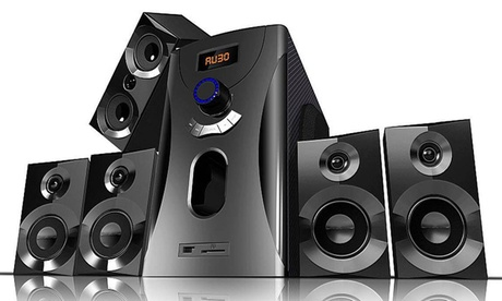 Home Cinema con Surround Sound System 5.1