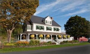 19th-Century Inn amid Vermont's Green Mountains