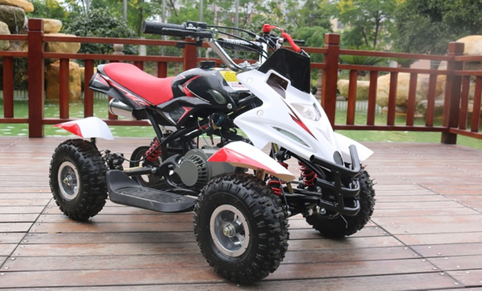 50cc Petrol Quad Bike in Choice of Colour for £199 With Free Delivery