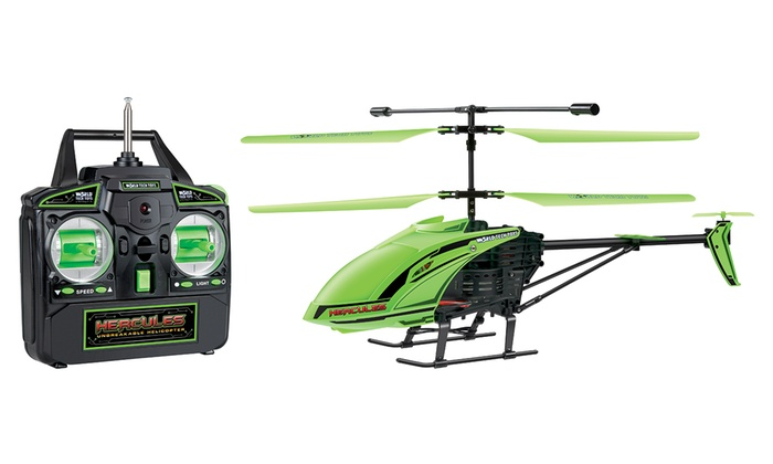 Up To 58% Off on Hercules 3 5CH RC Helicopter | Groupon Goods
