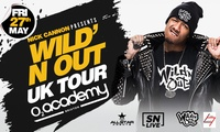 VIP Ticket to Nick Cannon Live: Wild N Out Show, O2 Academy Brixton, 27 May (46% Off)