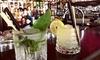 Cocktail-Reise durch die Welt