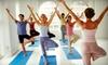 51% Off at Clifton Park e studio hot yoga