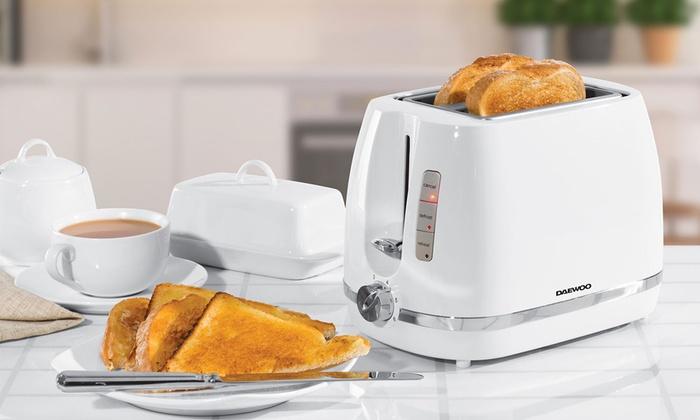 Daewoo Malmo Two-Slice Toaster